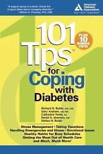 101 Tips for Coping with Diabetes by Richard R. Rubin Paperback Book