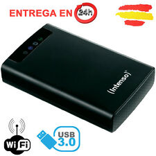 Disco Duro externo INTENSO Inalambrico WIFI 2 Move 1TB USB 3.0 2,5 Portatil N