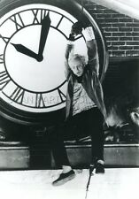 CHRISTOPHER LLOYD  BACK TO THE FUTURE 1985 VINTAGE PHOTO