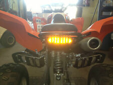 YAMAHA RAPTOR 700 YFZ450R X  SMOKE TAIL LIGHT   2006-2016