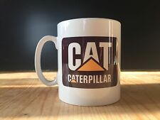 CAT Caterpillar Cat Diesel Power Tea Coffee Mug Dishwasher Safe
