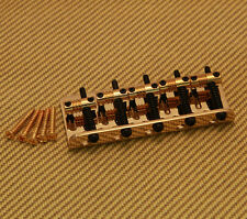 005-8328-000 Genuine Fender American Deluxe Jazz Bass V 5-String Gold Bridge