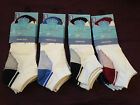 6 PAIRS MEN'S COTTON GYM SPORTS SUMMER TRAINER ANKLE SOCKS UK SIZE 6-11