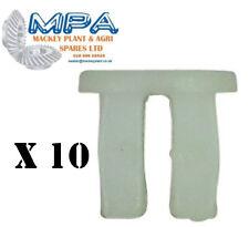 10 x MSI Auto Fastener Lock Nuts MS2428 (Part #: 6992.G2 / 155809966 / 14115980)