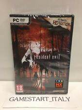 RESIDENT EVIL 4 ULTIMATE HD EDITION (PC) NUOVO SIGILLATO VERSIONE ITALIANA
