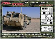 M977/978 HEMTT Family CPK armored cab 1/35 Real Model resin detail set RMA35247