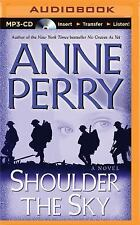 World War One: Shoulder the Sky 2 by Anne Perry (2015, MP3 CD, Unabridged)