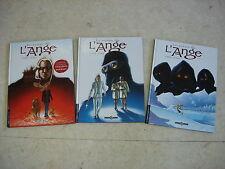 LE SCEAU DE L'ANGE Série complète 3 BD