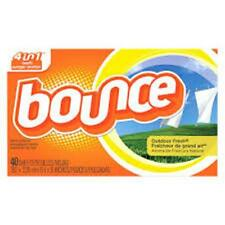 Bounce Dryer Sheets - Outdoor Fresh - 40 ct  (12 PACK)