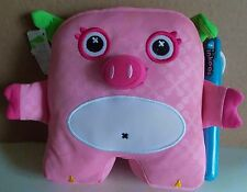 MINI INKOOS PINK PIG WRITE ON  WASH OFF  STUFFED TOY AND MARKER