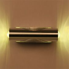 MO 2W LED Wall Light Up Down Lamp Sconce Mirror Spot lights Day/Warm White