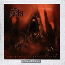 DEATH THE SOUND OF PERSEVERANCE BRAND NEW SEALED CD + BONUS DVD LIVE