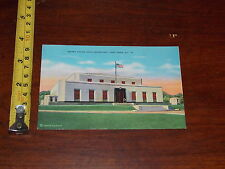 POSTCARD RARE VINTAGE GOLD DEPOSITORY FORT KNOX KENTUCKY