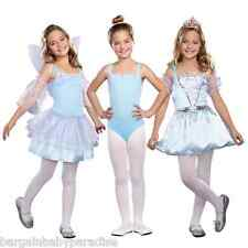 NWT Enchanged Beauties 3 Costumes in 1 Bag Fairy Ballerina & Princess 9 Pc Set S