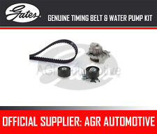 GATES TIMING BELT AND WATER PUMP KIT FOR CITROEN C5 III 2.0 HDI 165 163 2009-