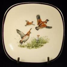 Gray's Pottery Game Birds & Dog Trinket/Pin Dish 1933-50