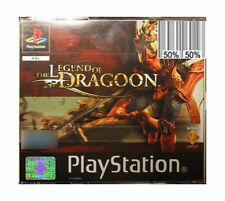 Sony PS1 PS 1 The Legend of Dragoon (PlayStation 1, 2001) Greatest Hits Complete