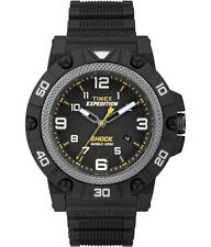 Timex Expedition Analog Black Dial Men's Watch - TW4B010006S