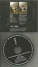 THE SOUNDTRACK OF OUR LIVES Bigtime w/ RARE EDIT PROMO Radio DJ CD Single 2005