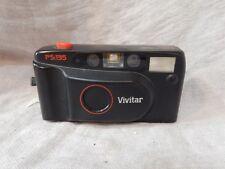 Vintage Vivitar PS:135 Camera with Case