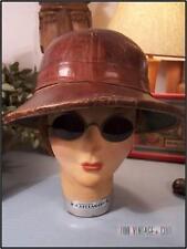 Ancien casque colonial militaire