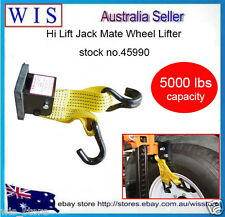 2273kg (5000lbs)Hi Lift Jack Mate Lifter Farm Jack 4WD Wheel Lifter 4x4 4WD45990