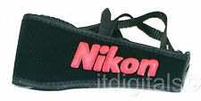 "For Nikon 2.5"" inch Wide Camera Strap DSLR D40 D50 D60 D3100 D100 D80 D90 D50"