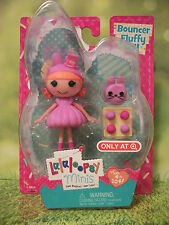 Mini Lalaloopsy Bouncer Fluffy Tail with Pet, Easter Target Exclusive 2015 NEW