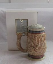 VINTAGE AVON COUNTRY AND WESTERN MUSIC STEIN HAND CRAFTED IN BRAZIL
