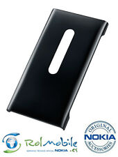 Funda Rígida Nokia Hard Cover CC-3032 para Lumia 800 Black Color Negro