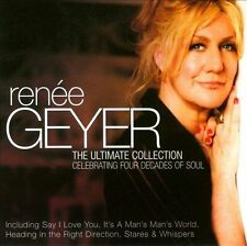 RENEE GEYER The Ultimate Collection CD Best Of NEW