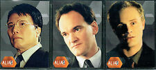 ALIAS SEASON 1 COMPLETE SET OF 3 BOX LOADER CARDS BL1-BL3