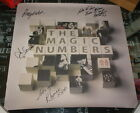 THE MAGIC NUMBERS ~ VERY RARE FULLY HAND SIGNED RECORD STORE PROMO POSTER 2005