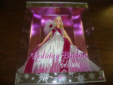 """Holiday Barbie---2005---By Bob Mackie---12"""" Tall---Factory Sealed"""
