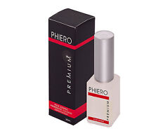 PHIERO PREMIUM Men´s pheromones fragrance Sexual Attraction Erotic and Seductive