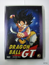 DRAGONBALL GT DRAGON BALL GT Dvd 2 Yamato Video New Nuovo Sigillato
