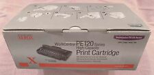 Genuine Xerox WorkCentre PE120 Black Toner Cartridge 113R00606 - NEW