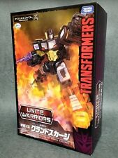 TRANSFORMERS TAKARA Unite Warriors e-HOBBY Limited Edition UW-EX GRAND SCORGE