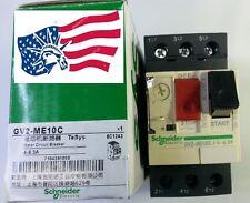 New Schneider Telemecanique GV2-ME10 Motor Circuit Breaker
