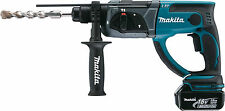 MAKITA DHR202 LXT 18V CORDLESS Lithium Ion SDS+ COMBI DRILL + 1 BL1840 BATTERY