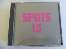 SPOTS 15  INTERSOUND RARE LIBRARY SOUNDS MUSIC CD