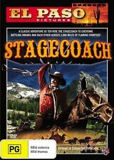 Stagecoach DVD NEW
