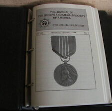 The Medal Collector. Vol 45 (1994) Complete - 12 issues