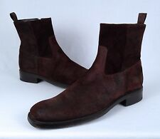 To Boot New York 'Trenton' Boot- Brown Oiled Suede- Size 10.5 M- $425  (TB1)