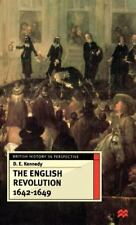 The English Revolution 1642-1649 (British History in Perspective)-ExLibrary
