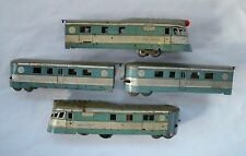 American Flyer Prewar O Gauge The Comet Streamliner Set with 2 Coaches