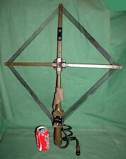 LOOP ANTENNA AN190 range finder homing BC 611 Signal Corps US Army antenne gonio