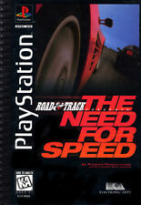 Need For Speed - PS1 PS2 Complete Playstation Game