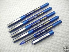 5pcs Uni-Ball eye UB-150-0.38mm Ultra Micro roller ball pen Blue( Japan)