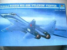 Trumpeter-1/32-32239-RUSSIAN MIG-29K FULCRUM FIGHTER